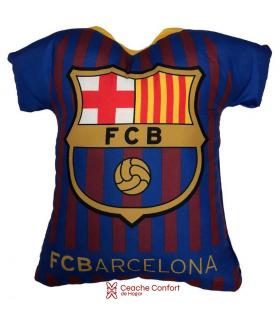 Cojín camiseta F.C. Barcelona