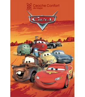 Edredón Cars