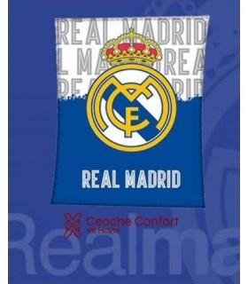 Manta de coralina Real Madrid