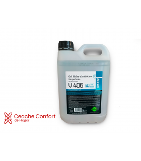 Gel hidroalcohólico 5000 ml